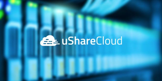uShare Cloud .. تخزين سحابي مجاني، آمن، وسهل الاستخدام