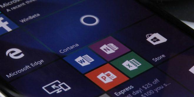 """نظام """"Windows 10 Mobile"""" لن يحصل على أي دعم بعد تاريخ 10 ديسمبر"""