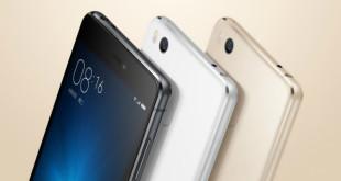Xiaomi تعلن عن هاتف Mi 4s في الصين